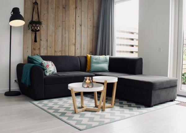 Trang trí nội thất đẹp công nghiệp tạo không gian thoáng đãng, mạnh mẽ
