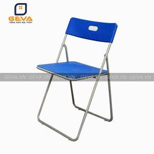 Ghế gấp 2 lá xanh