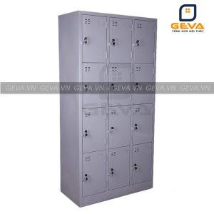 Tủ locker sắt 12 ô chứa đồ