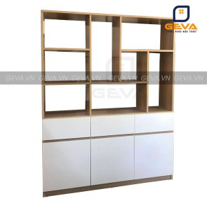 Tủ ngăn trang trí cho văn phòng - TL10