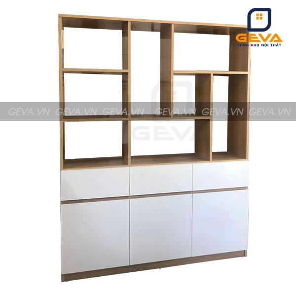 Tủ ngăn trang trí cho văn phòng - TL10 tại Nội thất Geva