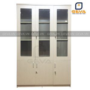 Tủ tài liệu văn phòng 3 buồng - TL03