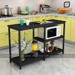 Kệ bếp đa năng KB01 màu đen