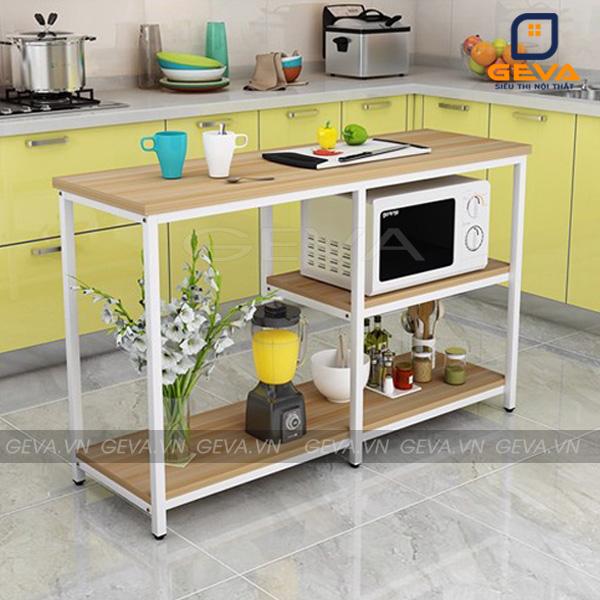 Kệ bếp đa năng KB01 màu trắng