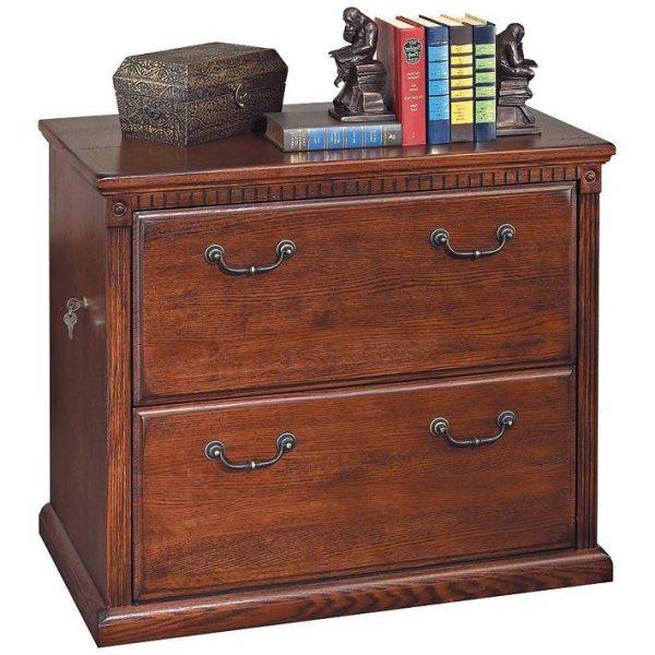 Hộc tủ hai ngăn thiết kế rộng rãi chứa nhiều loại tài liệu