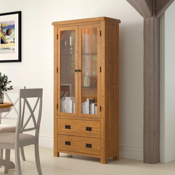 Tủ văn phòng bảo quản hồ sơ gọn gàng từ gỗ tần bì