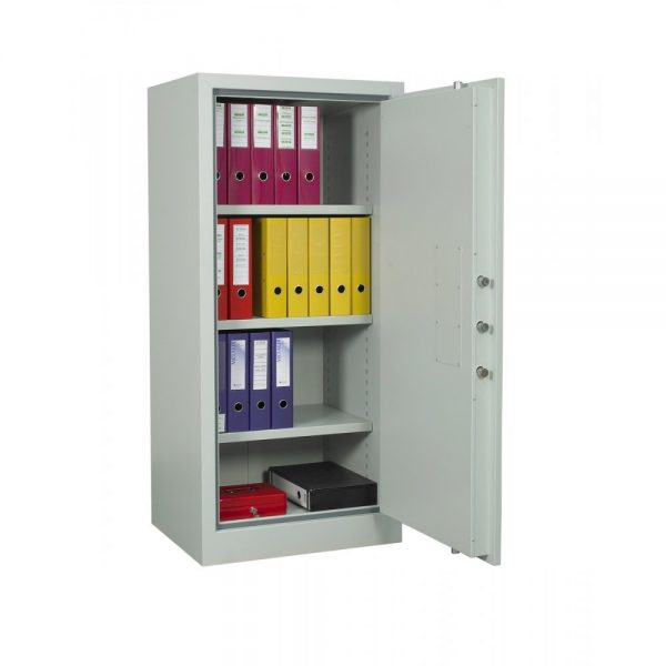 Tủ hồ sơ sắt 1 buồng bảo mật tối ưu