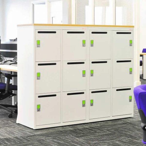 Tủ locker bền bỉ và thẩm mỹ