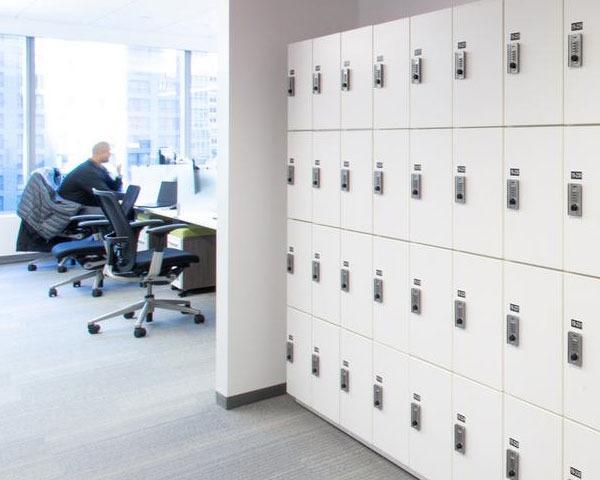 Tủ locker là sản phẩm được sử dụng rộng rãi cho nhiều cơ quan, đơn vị