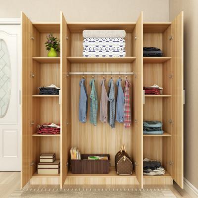Tủ quần áo với chất liệu gỗ công nghiệp mang đến một làn gió mới trong thiết kế nội thất nhà ở sang trọng và đẳng cấp