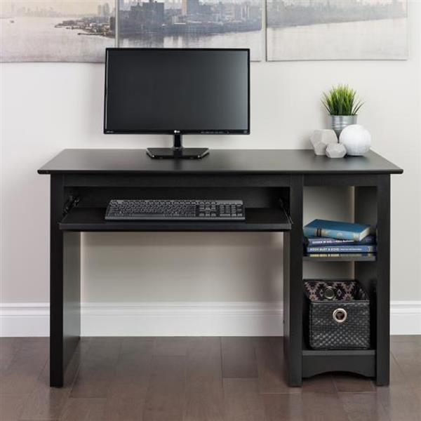 Bàn máy tính đẹp gỗ công nghiệp hiện đại
