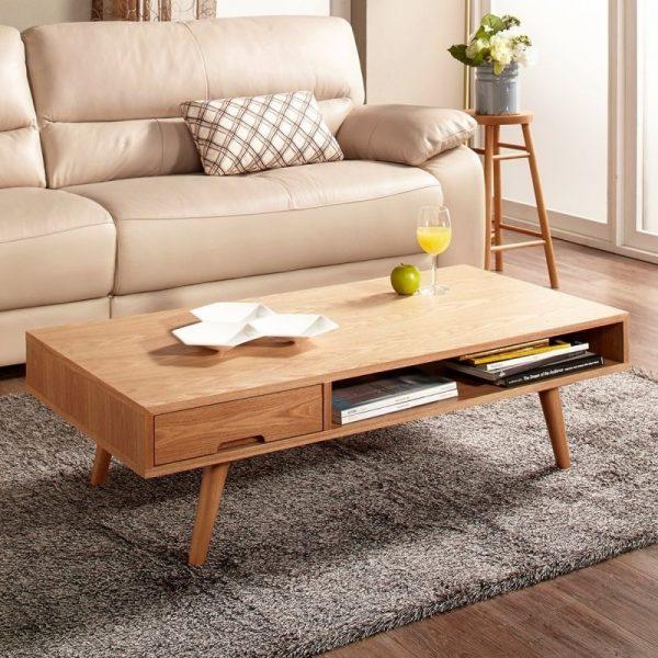 Bàn sofa bền bỉ và có giá thành vừa phải giúp bạn dễ dàng sở hữu ngay.