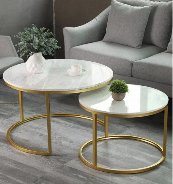 """Bàn trà được định nghĩa như chiếc bàn sofa là không gian dành cho bạn """"thưởng trà"""", đón tiếp bạn bè."""
