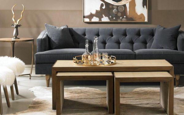 Lựa chọn kích thước phù hợp với không gian và nội thất còn lại để tạo nên sự hài hòa, cân đối.