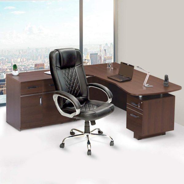 Ghế làm việc cao cấp quan trọng cho không gian phòng lãnh đạo
