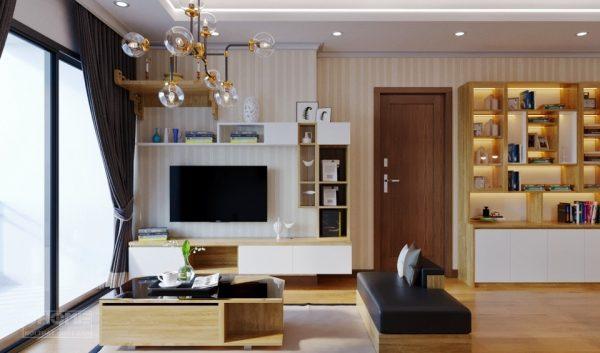 Kệ tivi có ý nghĩa cực kỳ đặc biệt và quan trọng dành cho không gian căn nhà của bạn.