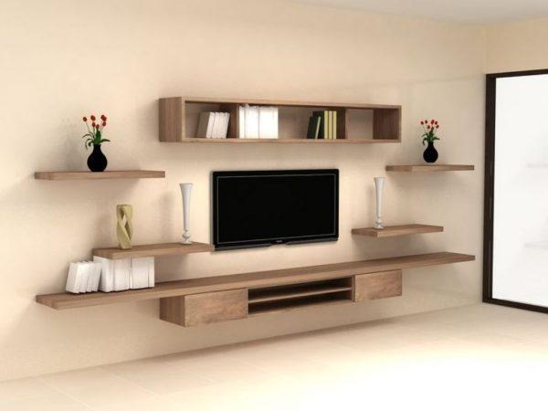 Kệ tivi dùng chính để đặt chiếc tivi và những phụ kiện nhà bạn một cách gọn gàng và ngăn nắp nhất.
