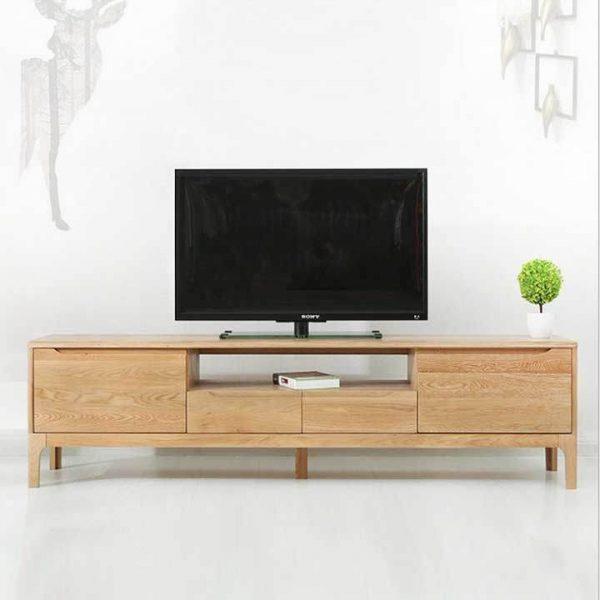 Những chiếc kệ tivi đứng có thiết kế đơn giản, đường nét tinh tế luôn là sự chọn lựa cho nhiều khách hàng.